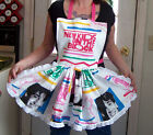 New Kids on the Block Apron Retro Ruffle Dinner Party Hostess Gift NKOTB