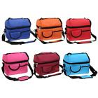 8L Square Thermal Bag Women Men Lunch Bag Children Kids Lunch Bags ZH2A