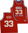 Boston Celtics East 1987 All Star Larry Bird Adidas Swingman 7484A Jersey on eBay