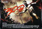 300 (GERARD BUTLER & DAVID WENHAM & DOMINIC WEST) 04 FILM POSTER PHOTO PRINTS