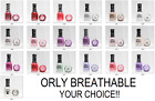 ORLY BREATHABLE Nail Polish .6oz 20903 - 24903 Your Choice!