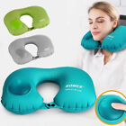 Outdoor Folding Inflatable Air Neck Pillow U Shape Portable Travel Pillow