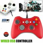 High Sensitive Wired USB Game Pad Controller for Microsoft PC Xbox 360 USA AL