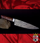 Damascus chef's knife, 005 Chef Knife KingForge 005 series kitchen cook's knives