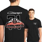 Muscle Car T Shirt Dodge Super Bee MOPAR 1971 Charger Mens Sizes Small to 6XL $13.25 USD on eBay