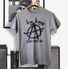the Big Boys   t shirt   white Skate for fun