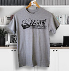 Lookout records   t shirt   white