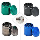 Multi-color 4 Layers Metal Hand Muller Herb Spice Tobacco Grinder Crusher Tool