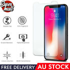 iphone  X 10 9H Screen Protector Tempered Glass Protective Film Guard For APPLE