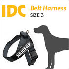 IDC Belt Harness Size 3 Julius-K9 Dog Harness Made in Hungary Blue - Red