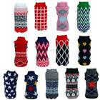Pet Supplies - US Pets Dog Warm Knitted Sweater Coat Puppy Jumper Tops Knitwear Apparel Clothes