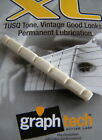 (1) Graph tech white or black Strat & Tele flat 43mm TUSQ XL nut BQL-5043-00 new