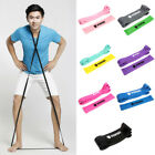 Unisex Stretch Band Fitness Resistance Bands Crossfit Sports Yoga Rubber Loop