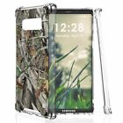 For Galaxy Note 8 Shockproof Bumper Protector Cover Case CAMO Series