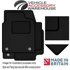 Audi A4 Cabriolet (2001-2009) Tailored Fitted Black Car Mats