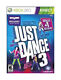 Microsoft Xbox 360 - Just Dance 3 - Kinect Sensor Required - Brand New - Sealed