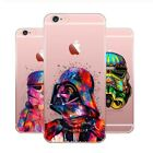 Star Wars TPU Silicone Case Cover Apple iPhone X 8 7 6 6S Plus 5 4 5C Samsung $5.99 AUD