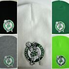 Boston Celtics Beanie ~SKULL CAP ~Classic NBA PATCH/LOGO ~6 Cool Colors ~NEW on eBay