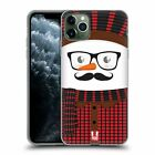 HEAD CASE DESIGNS MR SNOWMAN SOFT GEL CASE FOR APPLE iPHONE PHONES
