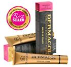 Dermacol High Cover Makeup Foundation Hypoallergenic Waterproof SPF-30 Authentic