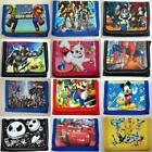 Внешний вид - Boys Girls Children Kids cartoon character Wallet Coins Bag Purse Gift + Charm