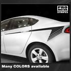 Dodge Dart 2013-2018 Rear Quarter Side Accent Stripes Decals (Choose Color) $34.3 USD on eBay