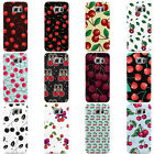 DYEFOR CHERRY PRINT COLLECTION HARD CASE COVER FOR SAMSUNG GALAXY MOBILE PHONES £4.95 GBP on eBay