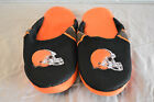 Mens Womens NFL Cleveland Browns Slide Slippers New M, L, XL