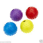 Classic Pet Products Dog Puppy Rubber Pimple Ball with Bell
