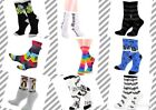 Внешний вид - TeeHee Music Cotton Crew Socks for Women and Men 3-Pack