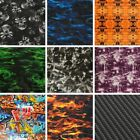 Cool Hydrographic Water Transfer Hydro Dipping Carbon Fiber DIP Print Film Decor
