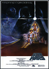 A3/A4 Size * STAR WARS  Movie Posters * Episode 1 to 8 Wall Art Prints
