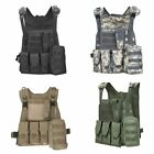 Tactical Hunting Military Vest Outdoor Waistcoat Clothing Combat Assault Vest OW