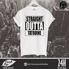 Straight Outta Tatooine T Shirt Top Star Wars Jedi Sith Lord Vader Skywalker £9.99 GBP