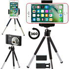 Mini Mobile Tripod Rotatable Stand Phone Holder For Camera Apple Huawei Acer