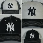 New York Yankees Retro Snapback Cap ~Hat ~MLB Patch Logo ~2 Colors ~New on Ebay