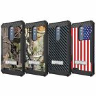 For iPhone 8,7 Tri Shield Armor Hybrid Holster Clip CAMO Hunting Outdoors Case