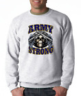 SWEATSHIRT Occupational United State Military Army Strong