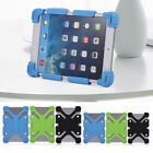 For 7.9-12 inch Tablet Universal Shockproof Adjustable Rubber Soft Case Cover BT