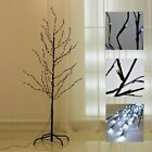 3-7 feet PRELIT 60-180 LED Branch Twig Lighted Tree Cherry Blossom Flower Lamp