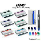 Lamy Cartucce T10 5 pz | Ricambi Penne Stilografiche | Fountain Pen Cartridges