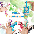 Kids Children Toys Interactive Baby Monkey Toy Sound Finger Motion Hanger Gifts