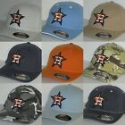 "Houston Astros ""FLEX FIT"" Cap ⚾️HAT ⚾️MLB PATCH/LOGO ⚾️3 SIZES ⚾️13 COLORS ⚾️NEW on Ebay"
