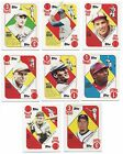 2010 Topps Blue or Red Back Mini Insert You Pick the Card Finish Your Set