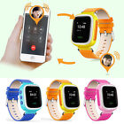 Children Kids Smart LBS Positioning Fitness Tracker Wrist Watch For Android IOS