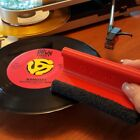 VinylBug Solo - Vinyl Record Cleaning System Brush with replaceable microfiber