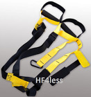SUSPENSION TRAINER FOR PRO STRENGTH TRAINING HOME WORKOUT