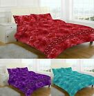 Jasmin Duvet Cover with Pillowcase Bedding Set Size Single Double King Superking