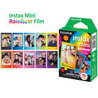 For Fujifilm Instax Mini 7s 8 9 25 50s 70 Film Camera Fuji Instant Photo Sheets