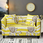 8 Colors Stretch Elastic Jacquard Sofa Couch Cover Slipcover 1 2 3 4 Seater BOS